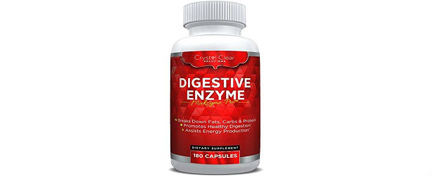 Crystal Clear Digestive Enzymes Supplement Review