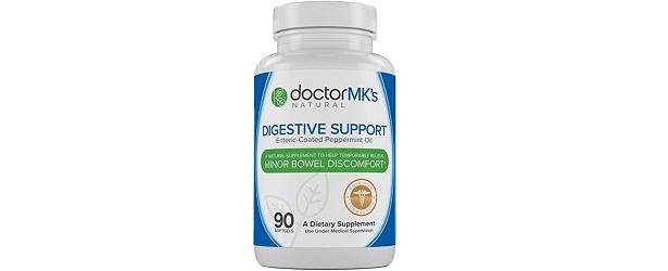 Doctor MK's IBS Relief Supplement Review