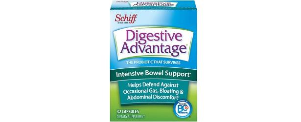 Schiff Digestive Advantage Intensive Bowel Support Review