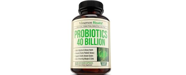 Vimerson Health Probiotics Review